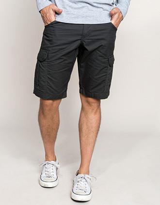 Multi pocketBermuda shorts