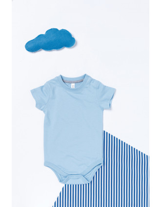 Babies' SHORT-SLEEVED bodysuit