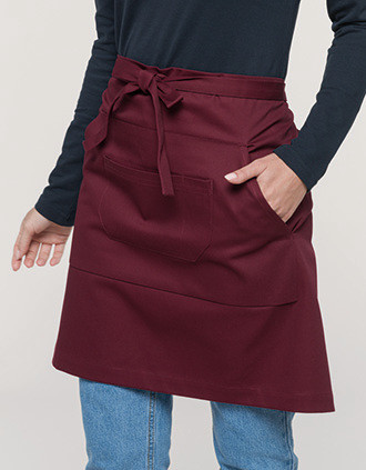 Cotton Mid-length apron