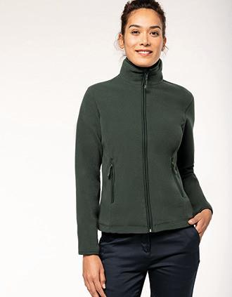 Maureen > Ladies' full zip microfleece jacket