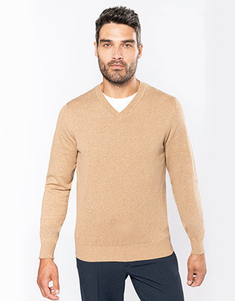 Premium V-neck jumper