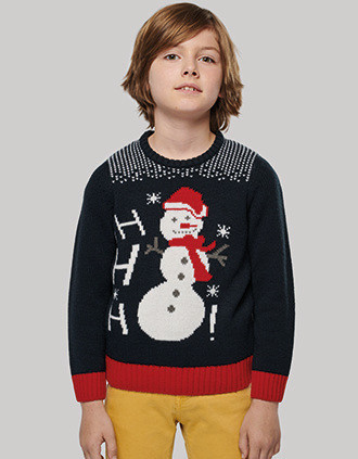 Kids' Ho Ho Ho jumper