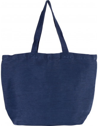 Large lined juco bag