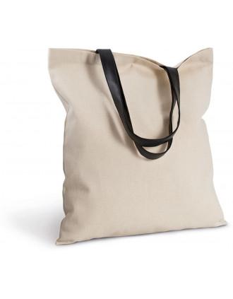Shopper bag with handles