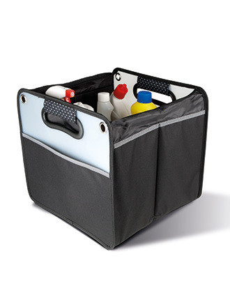Car Boot Organiser with flap