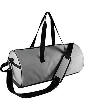 Tubular sports bag