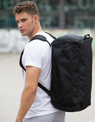CONVERTIBLE GYM BAG / BACKPACK