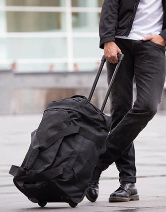 HOLDALL TROLLEY SUITCASE - MEDIUM SIZE