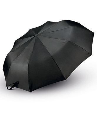 Classic J handle foldable umbrella