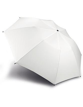 Foldable golf umbrella