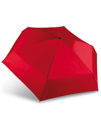 Foldable mini umbrella