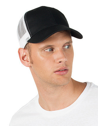 Oekotex certified trucker cap
