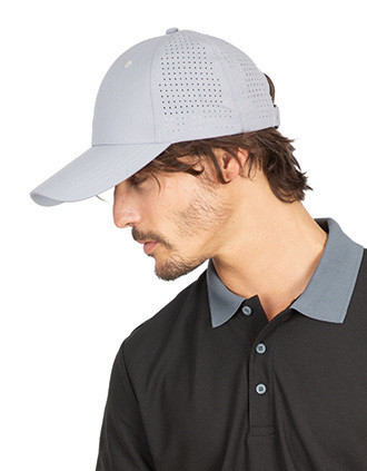 Perforated panel cap - 6 panels