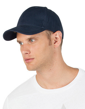 6 PANELS ORGANIC COTTON CAP