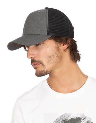 Urban Trucker cap - 6 panels