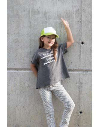 Kids' trucker mesh cap - 5 panels