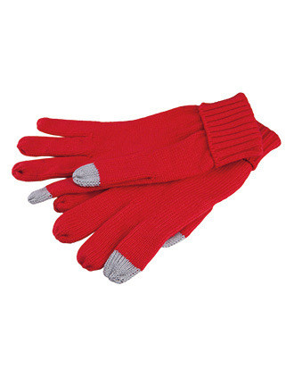Touchscreen Knitted Gloves