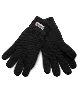 THINSULATE™ KNITTED GLOVES