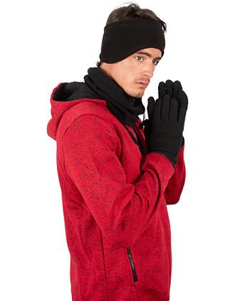 Fleece neckwarmer