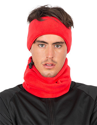 POLAR FLEECE NECKWARMER