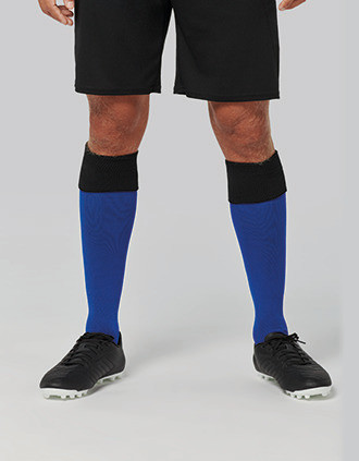 Two-tone sports socks