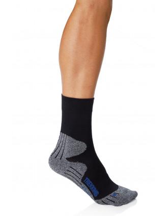 Technical trekking socks
