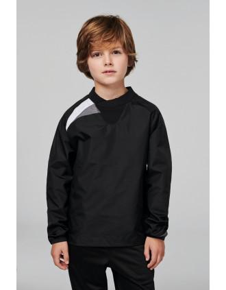 Kids' rain sweatshirt