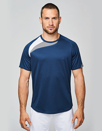 Adults short-sleeved jersey