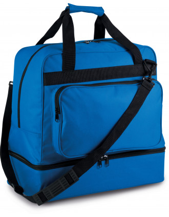 Team sports bag with rigid bottom - 60 litres