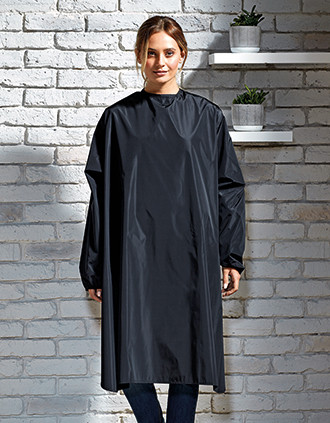 Long-sleeved waterproof lounge dress