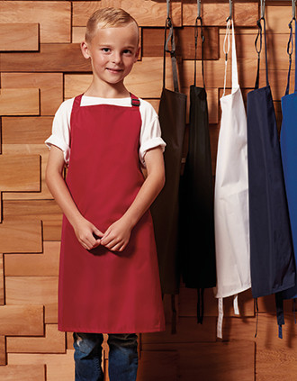 'Essential' waterproof bib apron
