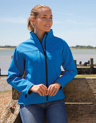 Ladies' Classic Softshell Jacket