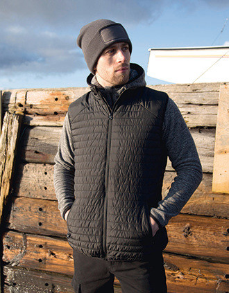 Thermoquilt bodywarmer