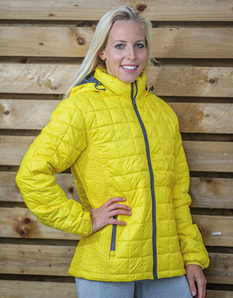BLIZZARD PADDED JACKET