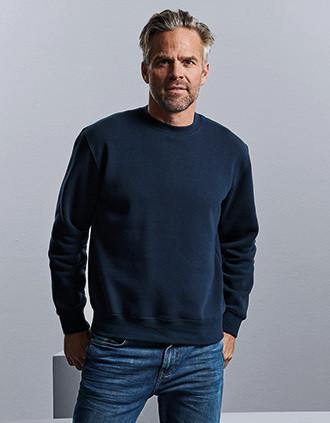 Authentic Crew Neck Sweatshirt