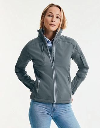 Ladies' Bionic-Finish® Softshell Jacket