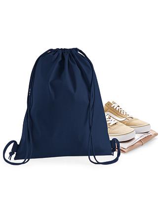 Gym bag in premium cotton