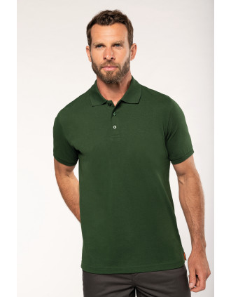 Men's eco-friendly polo shirt