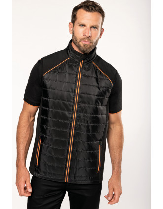 Dual-fabric DayToDay bodywarmer